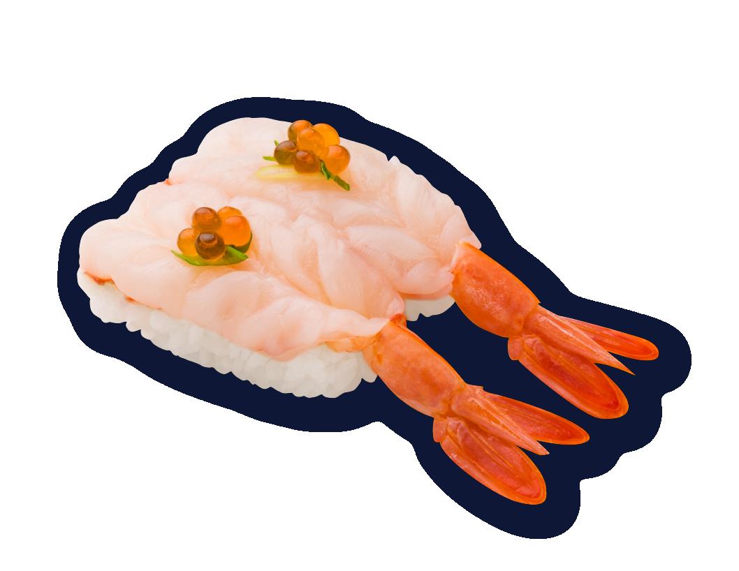 阿根廷赤蝦壽司