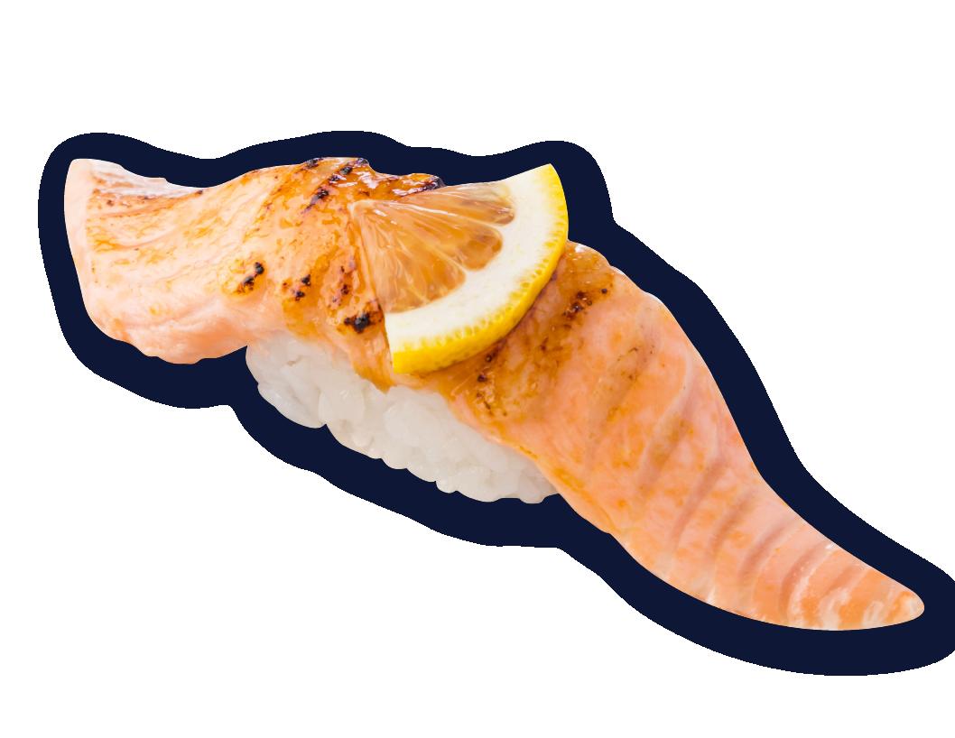 焦糖三文魚