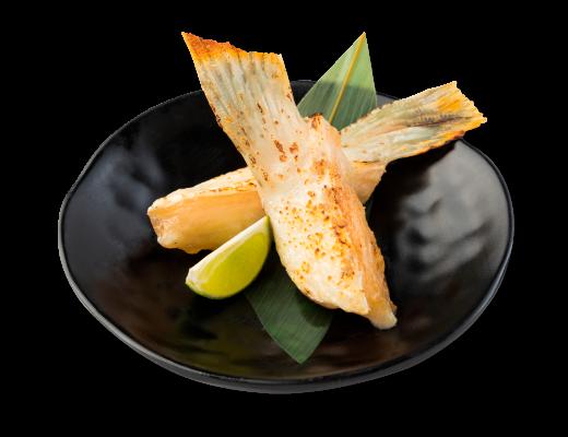 鹽燒三文魚鰭
