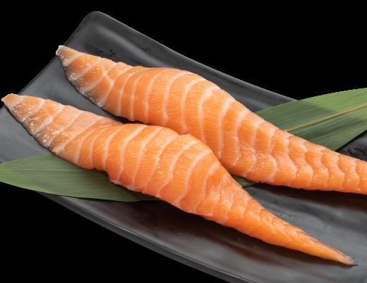 特長三文魚