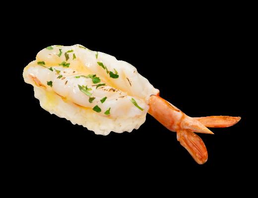 蒜蓉牛油紅蝦
