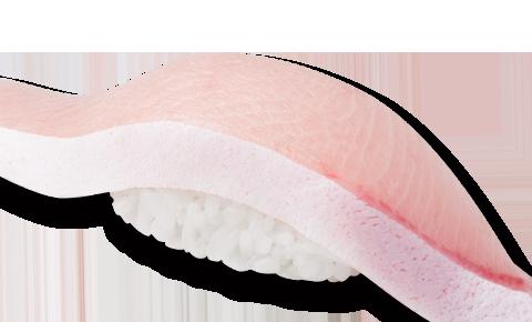 厚切一貫油甘魚壽司