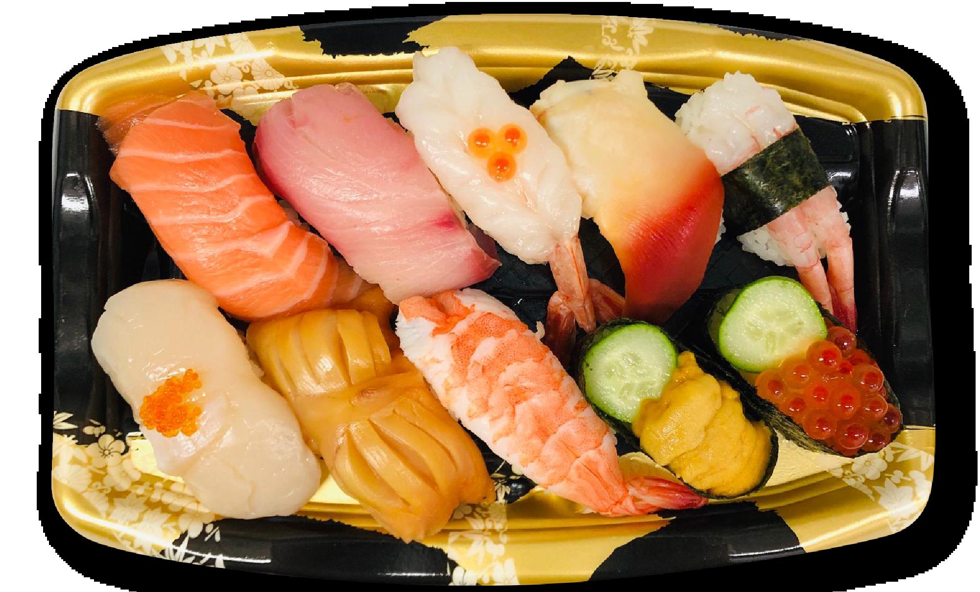 極上什錦壽司盛