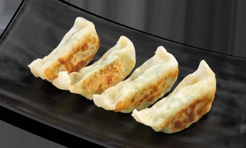 煎日式餃子