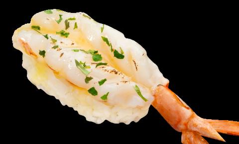 蒜蓉牛油赤蝦