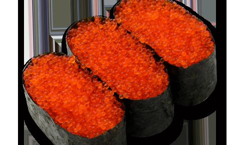 飛魚籽壽司